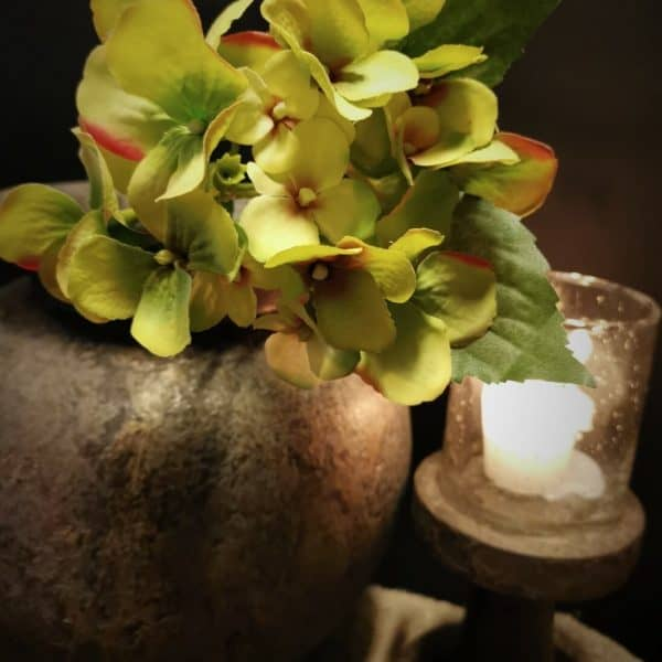Kunst hortensia klein