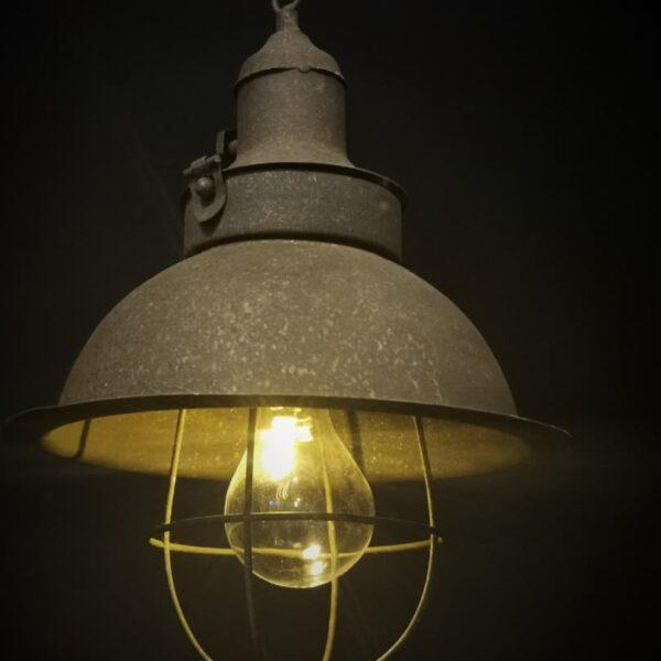 Hanglamp op batterijen