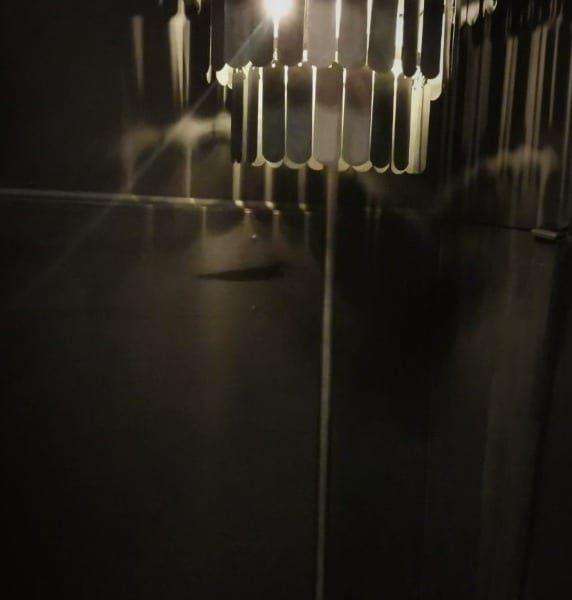 Vloerlamp lamel